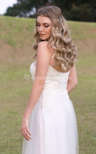 Editorial Bridal beauty