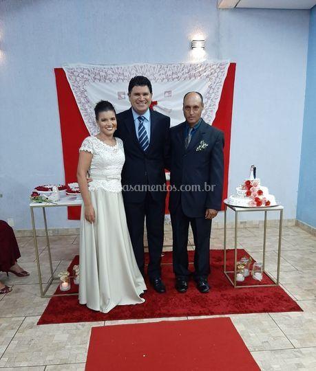 Cerimônia Keila e Edson