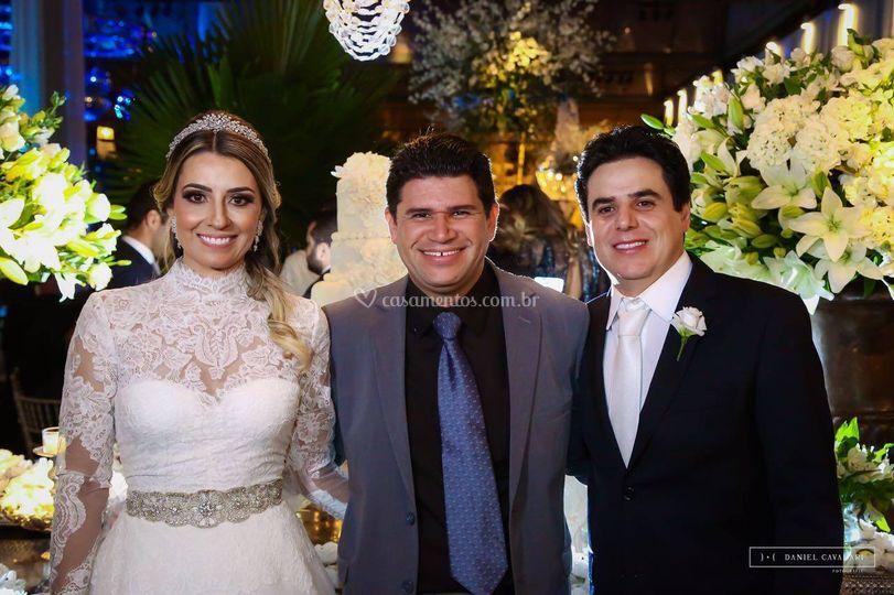 Cerimônia Stefânia e Fernando