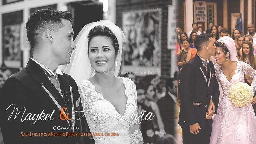 Casamento Maykel & Ana Lívia