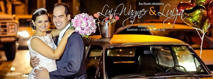 Casamento Luiz Wagner & Luiza