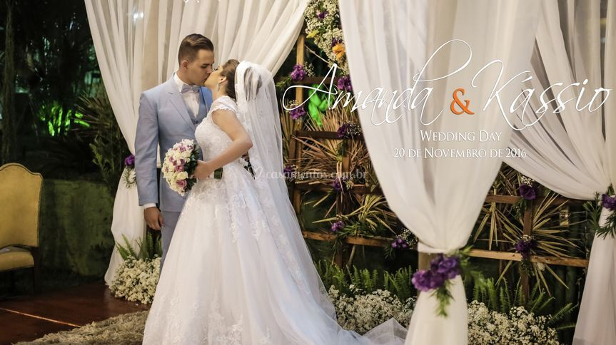 Casamento Amanda & Kássio