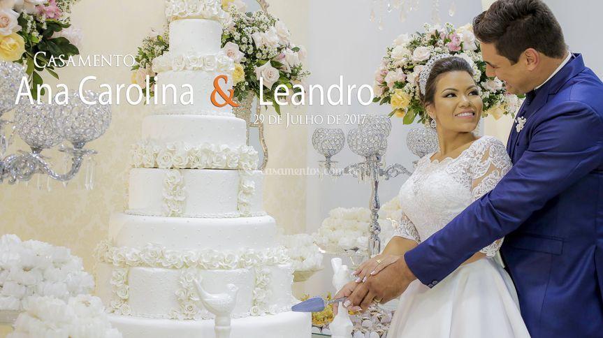 Ana Carolina & Leandro