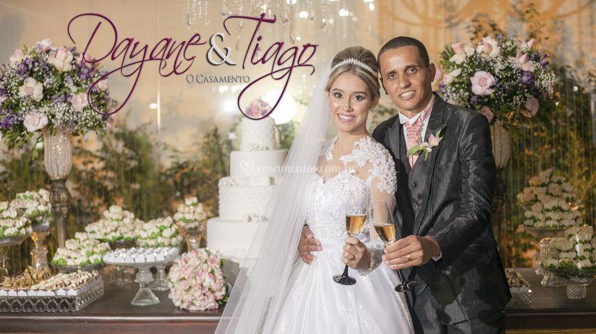Casamento Dayane & Tiago