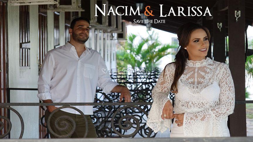 Save the Date Nacim & Larissa