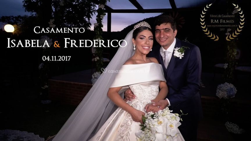 Isabela & Frederico