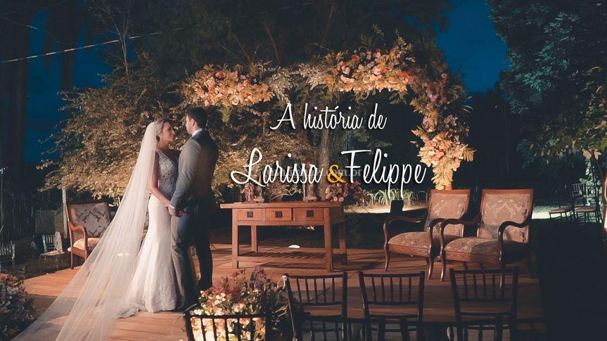 Larissa & Felipe