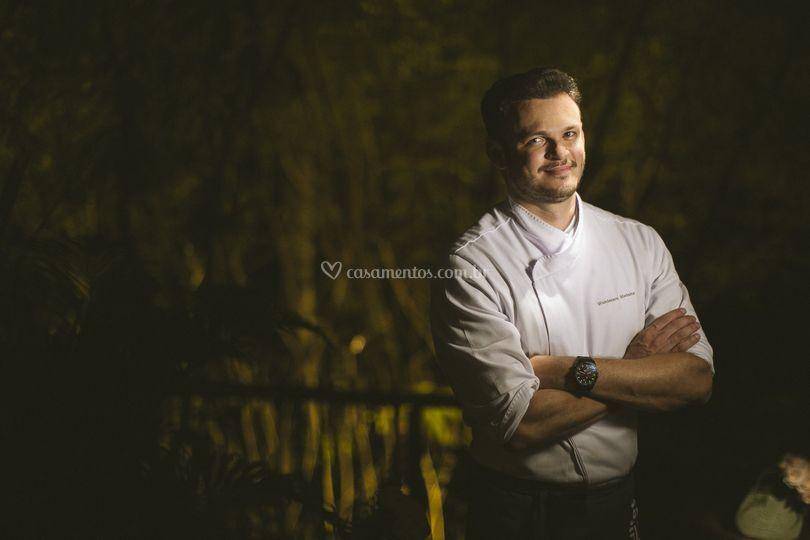 Chef Wanderson Medeiros