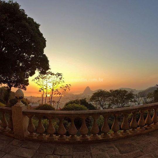 Vista mais incrível do Rio