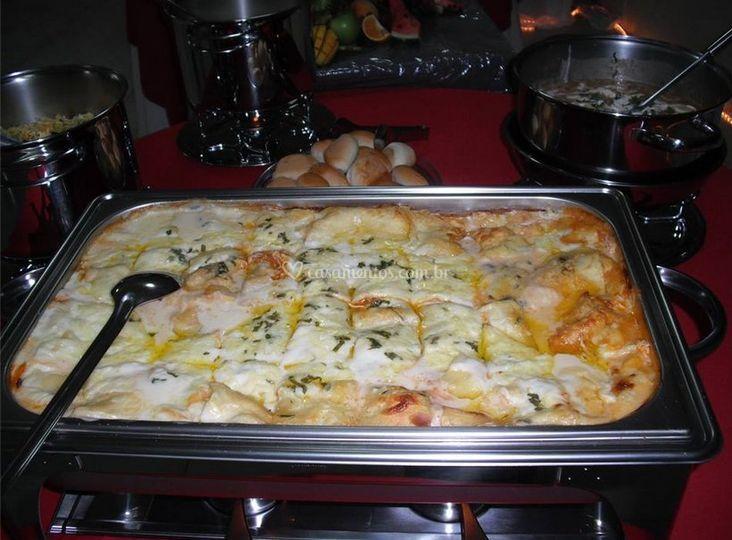 Deliciosos pratos