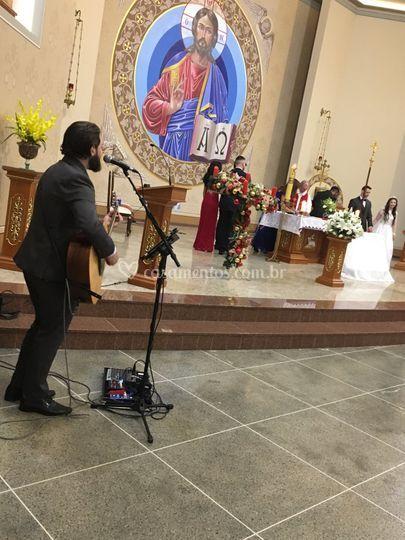 Cerimônia casamento Ivoti
