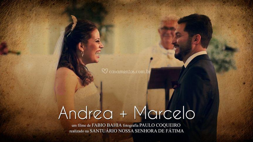 Andréa e Marcelo