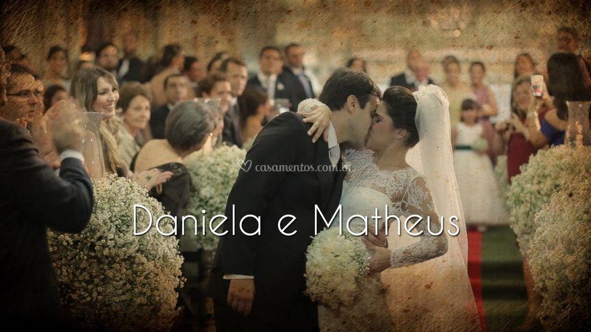Daniela e Matheus