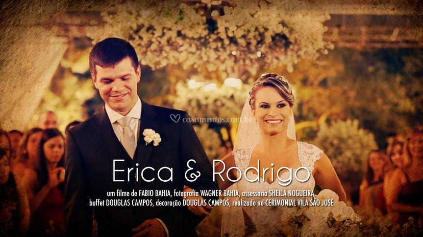 Érica e Rodrigo
