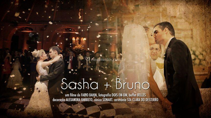 Sasha e Bruno