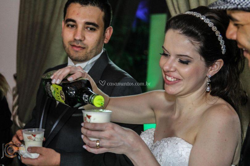Drink dos noivos