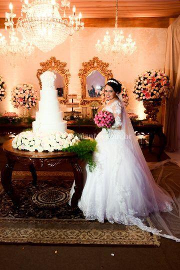 Casamento Chales & Rosy