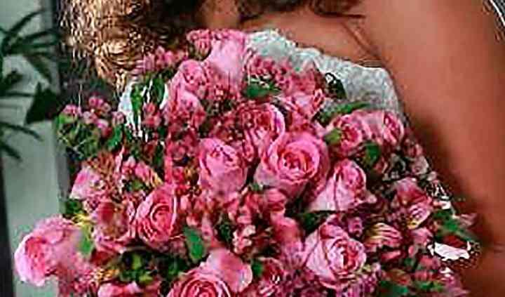 Bouquet  de rosas,asrtromerias