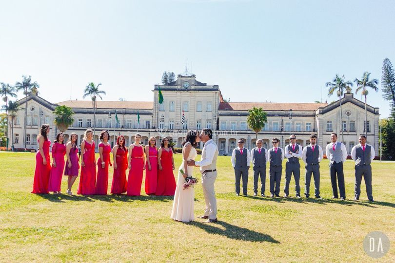 Casamento isabela & thiago