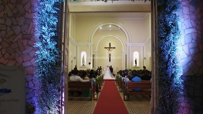 Igreja em convento