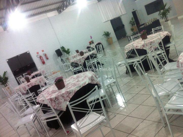 Salão Para festas
