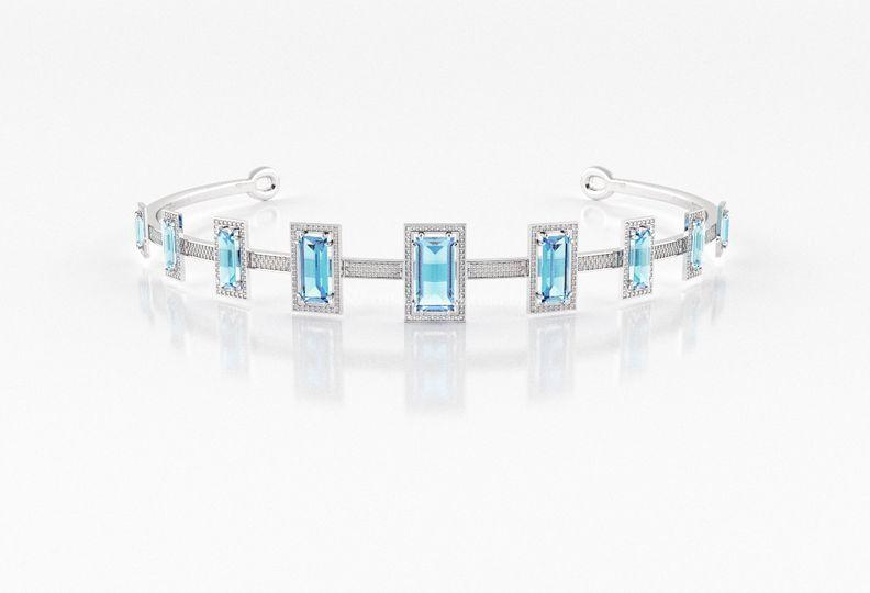 Tiara - Something Blue