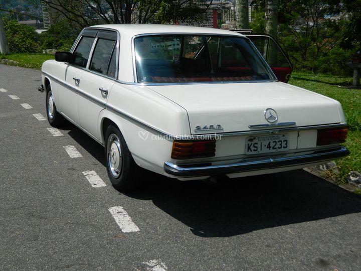 Mercedes 1974