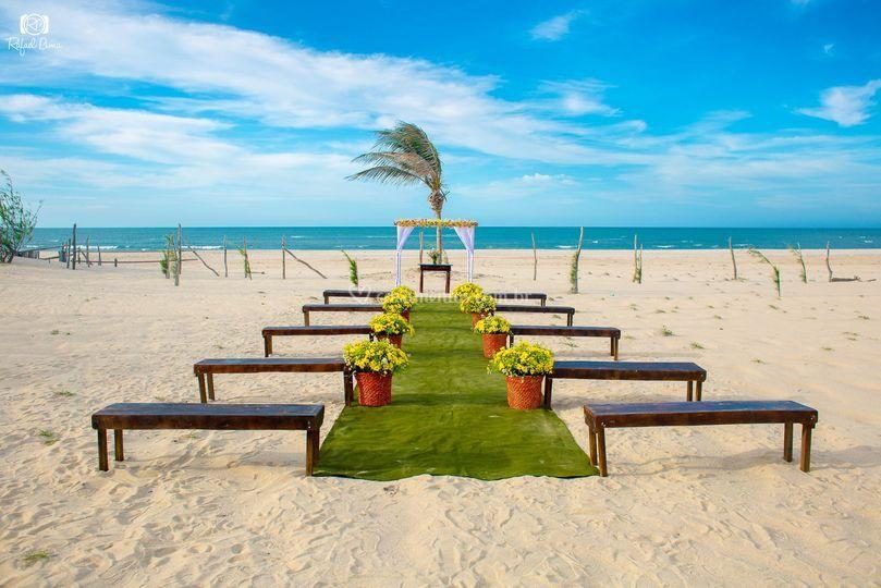 Espaço praia