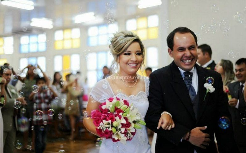 Recém casados