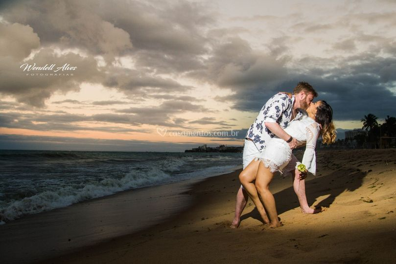 Pré Wedding - Amanda & Hugh