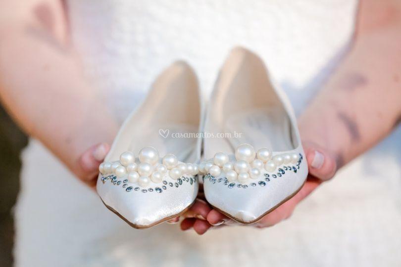 ...vem o sapato ideal!