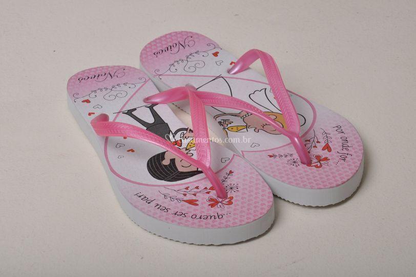 Criarte Sandálias Personalizadas