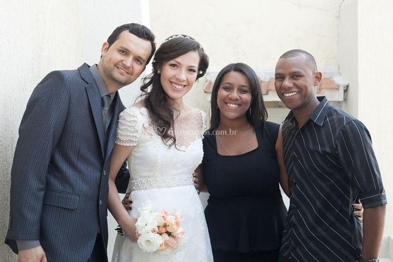 Casamento Mariana e Vando