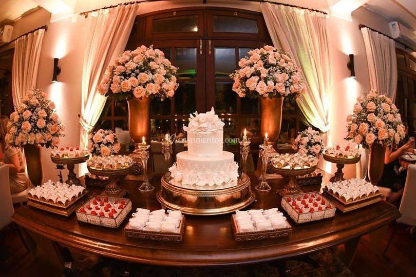 Decor Mini Wedding