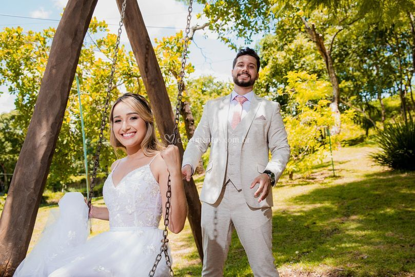 Casamento - Luan e Bianca