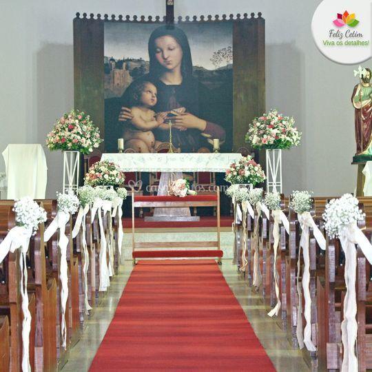 Casamento Igreja Natural