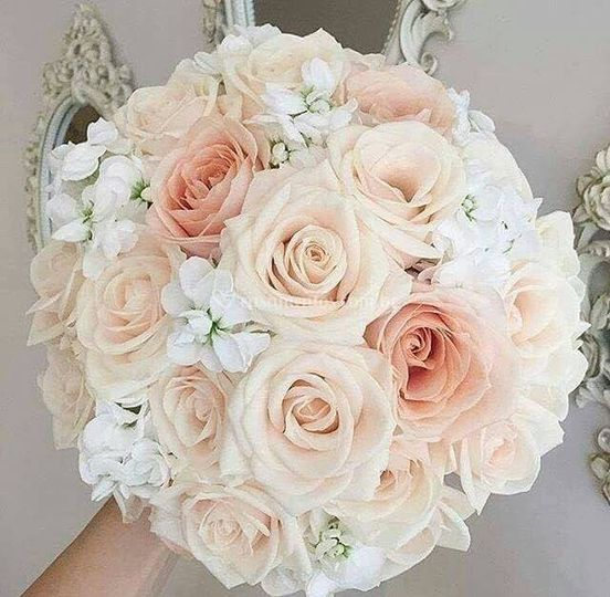 Boquete flores naturais