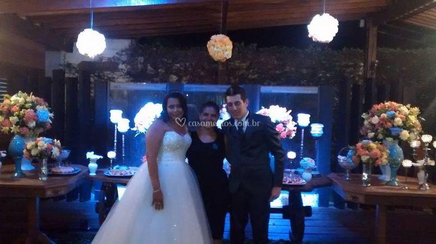 Casamento Kathyrin e Gleidson