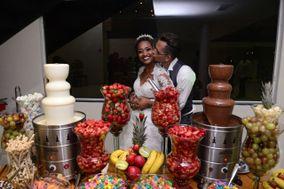 Hello Festas e Eventos - Cascata de Chocolate