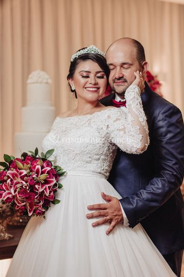 Casamento Emerson e Eline