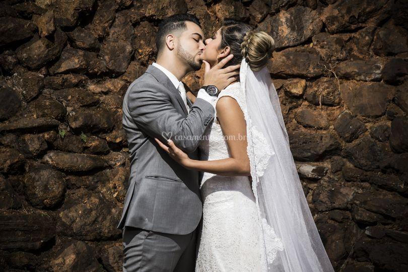 Casamento Rickison e Alessandr