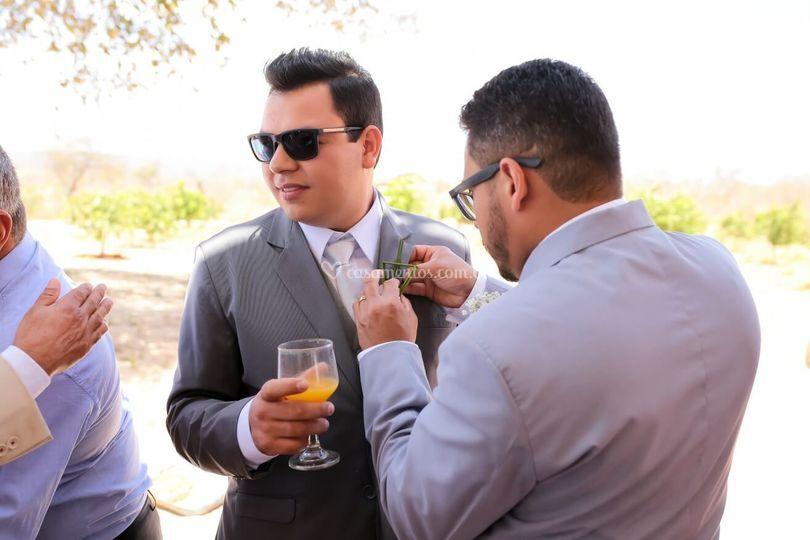 Cerimônia Casamento C & R