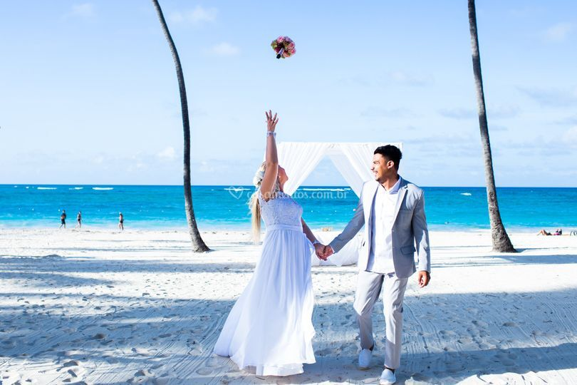 Elopement Wedding - Punta Cana