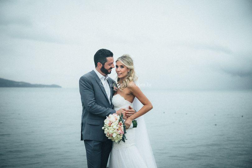 Casamentos no Praia