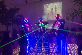 Megatron - Robô de LED