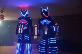 Megatron-Robô de LED