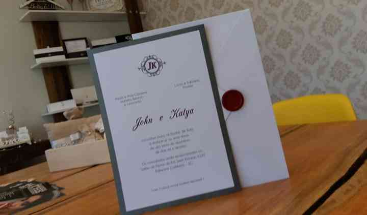 Alfarth Convites de Casamento