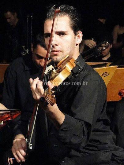 Violinista para cortejos