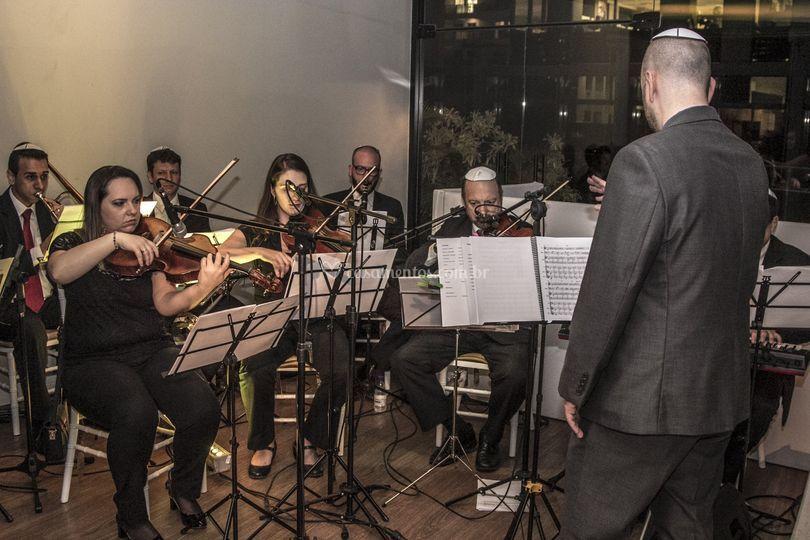 Orquestra Mazel Tov cerimônias