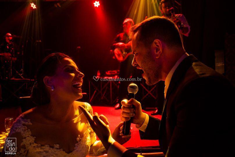 Casamento - Bianca e Fernando